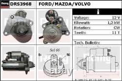 Delco Remy Starter Motor Drs3968 Toute Nouvelle Garantie Authentique De 5 Ans