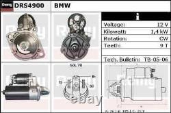 Delco Remy Starter Motor Drs4900 Toute Nouvelle Garantie Authentique De 5 Ans