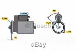 Démarreur Bosch 0 001 153 009
