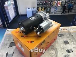 Démarreur Merc Sprinter CDI Vito / Viano / C200 / E200 Diesel, Qualité Authentique