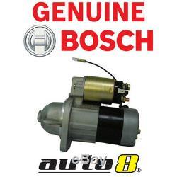 Fits Véritable Bosch Starter Toyota Motor Landcrusier 4.0l Essence F 2f 3f 3f-e