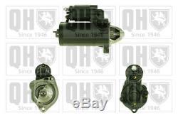 Ford Grenade Mk3 2.8 Starter Motor 85-86 Qh Véritable Remplacement Top Qualité