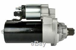 Hella Starter Motor (new) Cs1181 2 Kw 8ea012527-361 (jour Ouvrable Suivant Au Royaume-uni)