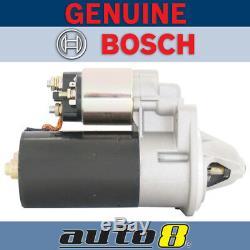Le Démarreur D'origine Bosch Convient À L'essence Saab 900 2,3 L B234i 01/94 12/98