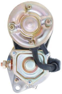 Le Démarreur D'origine Bosch Convient Au Daihatsu Delta V118 V119 3.7l Diesel 1989-2005