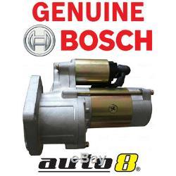 Le Démarreur D'origine Bosch Convient Au Ford Maverick Da 4.2l Diesel Td42 1988 1994