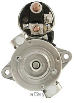 Le Démarreur D'origine Bosch Convient Au Holden Barina Tk XC 1.4l 1.8l Essence 2001-2011