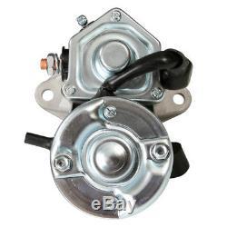 Le Démarreur D'origine Bosch Convient Au Toyota Landcruiser Hzj70 75 80 100 1hd-ft 1hz