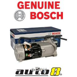 Le Démarreur D'origine Bosch Convient Au Toyota Landcruiser Vdj76r 4.5l V8 Diesel 1vdftv