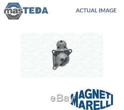 Magneti Marelli Moteur De Démarrage Du Moteur 063720373010 P Nouveau Oe Remplacement