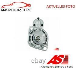 Moteur Anlasser Starter As-pl S0015 P Für Audi 100,80, Coupé, 200,90, A6, Quattro, C3