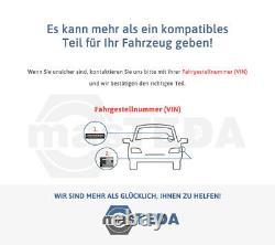 Moteur As-pl Anlasser Démarreur S0233 P Für Audi A8, A6,4d8, C5, C6 4,21, 3,7l