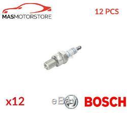 Moteur De Bougie D'allumage Set Plugs Bosch 0 241 256 515 12pcs I Nouveau Oe Remplacement