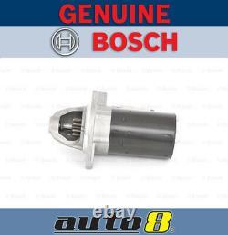 Moteur De Démarrage Bosch Véritable Pour Bmw 330i E90 3.0l Essence (n52b) 2005 À 2006