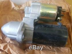 Moteur De Demarrage Mgtf Mgf Nad101340 Bosch (nouveau Mg Authentique)