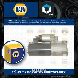 Moteur De Démarrage Nsm1181 Napa 03g911023 Véritable Qualité Supérieure Garantie Nouveau