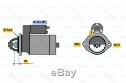 Moteur De Démarreur Bmwe61, E60, E90, E91, E83, E70, E92, E87, E93, E71 E72, E65 E66 E67, E64