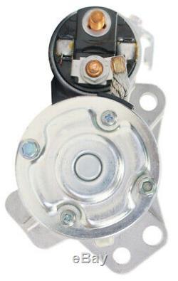 Moteur De Démarreur Bosch D'origine Pour Essence Holden Colorado Rc 3.6l V6 H9 2008-12