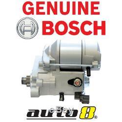 Moteur De Démarreur Bosch D'origine Pour Toyota Hilux 4 Runner & Surf 3.0l 3.4l V6 Essence