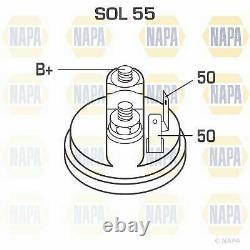 Napa Starter Motor Nsm1015 Toute Nouvelle Garantie Authentique De 5 Ans