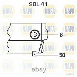 Napa Starter Motor Nsm1070 Toute Nouvelle Garantie Authentique De 5 Ans
