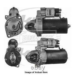 Nouveau Borg Authentique & Beck Starter Motor Bst2200 Top Quality 2yrs No Quibble Warran