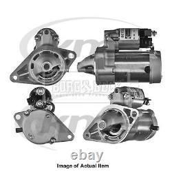 Nouveau Borg Authentique & Beck Starter Motor Bst2353 Top Quality 2yrs No Quibble Warran