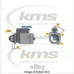 Nouveau Démarreur Authentique Bosch 0 001 108 158 Qualité Allemande Exceptionnelle