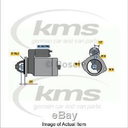 Nouveau Démarreur Authentique Bosch 0 001 109 011 De Qualité Supérieure Allemande