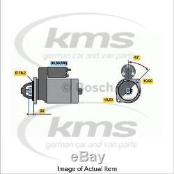 Nouveau Démarreur Authentique Bosch 0 001 109 028 Qualité Allemande Exceptionnelle