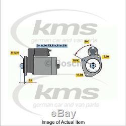 Nouveau Démarreur Authentique Bosch 0 001 340 505 Qualité Allemande Exceptionnelle