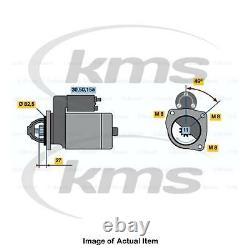 Nouveau Moteur De Démarrage Authentique Bosch 0 001 110 004 Top Qualité Allemande
