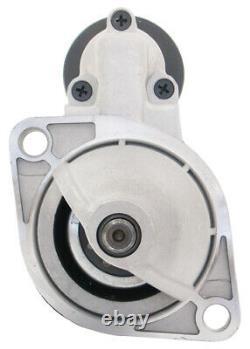 Nouveau Moteur De Démarrage Bosch Pour Bmw 318i E30 1.8l Essence M10 01/83 12/87