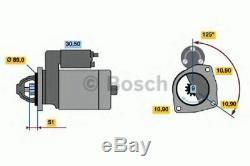 Nouveau Moteur De Démarrage Du Moteur De Remplacement Oe Qualité Bosch 0986017240