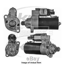 Nouveau Véritable Borg & Beck Starter Motor Bst2039 Top Qualité Pas Quibble Warran