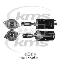 Nouveau Véritable Borg & Beck Starter Motor Bst2057 Top Qualité Pas Quibble Warran