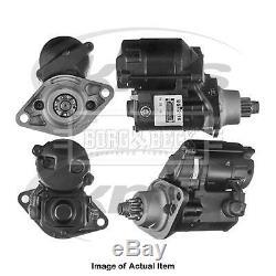 Nouveau Véritable Borg & Beck Starter Motor Bst2116 Top Qualité Pas Quibble Warran