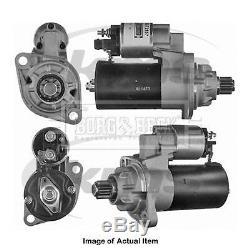 Nouveau Véritable Borg & Beck Starter Motor Bst2157 Top Qualité Pas Quibble Warran