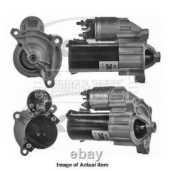 Nouveau Véritable Borg & Beck Starter Motor Bst2297 Top Qualité Pas Quibble Warran