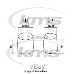 Nouveau Véritable Bosch Batterie De Démarrage F 026 T02 311 Top Qualité Allemande