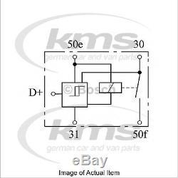 Nouveau Véritable Bosch Démarrer Répéteur Relais 0 331 802 100 Top Qualité Allemande