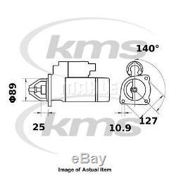 Nouveau Véritable Mahle Starter Motor Ms 313 Top Qualité Allemande