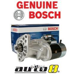 Nouveau Véritable Moteur De Démarrage Bosch Pour Toyota Landcruiser Bundera 4.2l Diesel