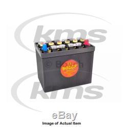 Nouvelle Batterie De Démarrage Bosch Authentique F 026 T02 311 De Qualité Supérieure Allemande