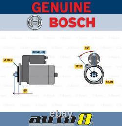 Nouvelle Marque Authentique Bosch 0001121402 Démarreur 0 001 121 402
