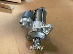 Original Authentique Vw Audi Starter Motor Octavia Vrs Kodaiq Superbe 1.4 2.0tsi Tfsi