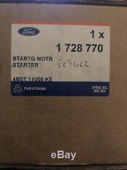Pièces De Qualité Oem Pour Démarreur De Moteur D'origine Pour Ford. 1728770