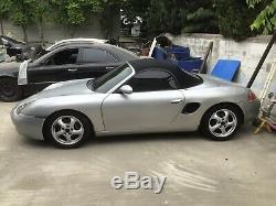 Porsche Boxster 986 2,5 2,7 Bosch 986.604.104.00 Véritable Démarreur