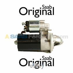 Saab 900 9000 Starter Moteur 2.0 Turbo 2.3 Bosch Reconstruit Nouveau Véritable Oem 4235610