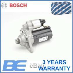Seat Skoda Vw Audi Starter Véritable Heavy Duty Bosch 0001123012 02z911023f